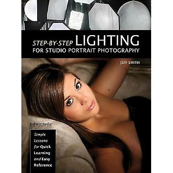 Step-by-Step Lighting for Studio Portrait Photography - Simple Lessons