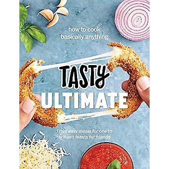 Velsmagende Ultimate kogebog af Tasty Ultimate Cookbook-9781785039447 bo