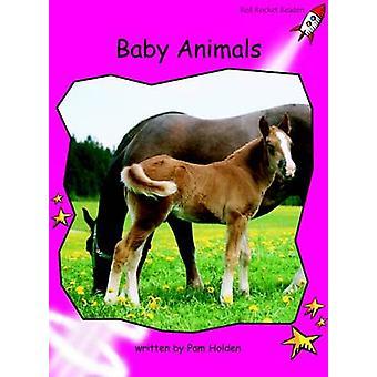 Baby Animals - Emergent (International edition) by Pam Holden - 978187