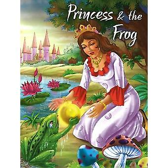Princess and the Frog by Pegasus - 9788131904701 Book