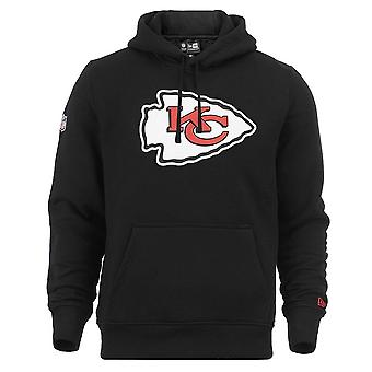 New Era Hoody - NFL Kansas City Chiefs schwarz