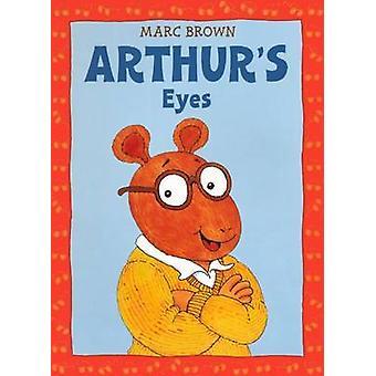 Arthur's Eyes by Marc Tolon Brown - 9780881032208 Book