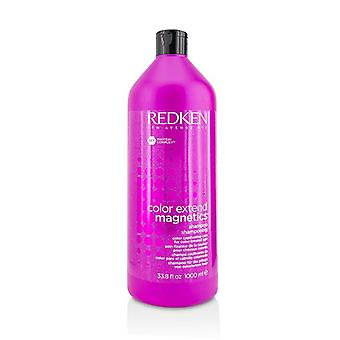 Redken Color Extend Magnetics Shampoo (For Color-Treated Hair) 1000ml/33.8oz