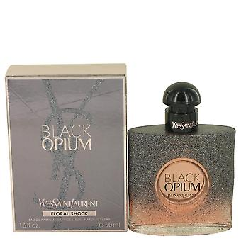 Black Opium Floral Shock Eau De Parfum Spray By Yves Saint Laurent