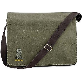 Royal Ulster Rifles RUR Veteran - Licensed British Army Embroidered Vintage Canvas Unpatch Messenger Bag Royal Ulster Rifles RUR Veteran - Licensed British Army Embroidered Vintage Canvas Unpatch Messenger Bag Royal Ulster Rifles RUR Veteran - Licensed British Army Embroidered Vintage Canvas Despatch Messenger Bag Royal Ulster