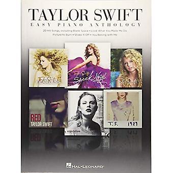 Taylor Swift Easy piano antologi