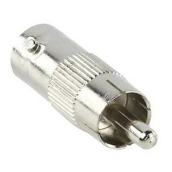 Valueline BNC - RCA адаптер (DIY, электричество)