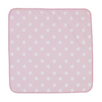 Bolin Bolon Pink car blanket (Textile , Child's , Linens)