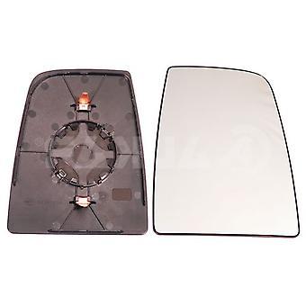 Vidrio espejo derecho (no calentado) para Ford TRANSIT PlatForm/Chasis 2014-2018