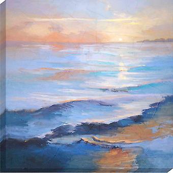 Ocean - gallery wrap coastal style by paragon