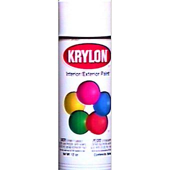 Indoor Outdoor Aerosol Paint 12 Ounces Gloss White 1000A 1501