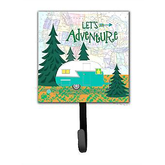 Let's Adventure Glamping Trailer Leash or Key Holder VHA3003SH4