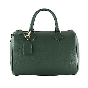 CTM ladies genuine leather bag made in italy