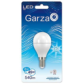 Garza Spherical Led 6W 540lm 160 ° E14 50K (Home , Lighting , Light bulbs and pipes)