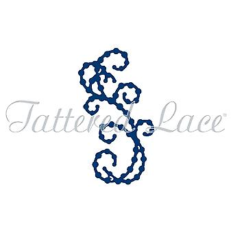 Tattered Lace Mini Pearl bloeien 6 sterven