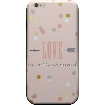 Cover Love is all around for iPhone 6/6S