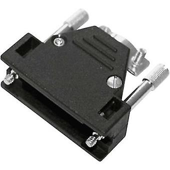 D-SUB housing Number of pins: 25 Plastic 180 ° Black MH Connectors 2801-0102-03 1 pc(s)