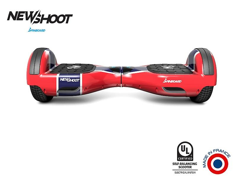 hoverboard spinboard© stadium of norway
