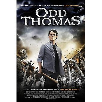 Odd Thomas [DVD] los E.e.u.u. la importación