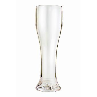 Epicurean Single Acrylic Weizen Beer Glass, 650ml