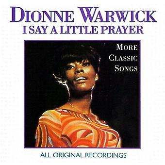 Dionne Warwick - Dionne Warwick: Vol. 2-Her Classic Songs-Say a [CD] USA import
