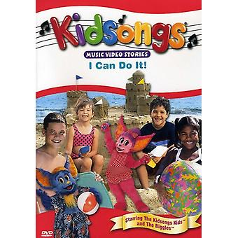 Kidsongs - jeg kan gøre det [DVD] USA importerer