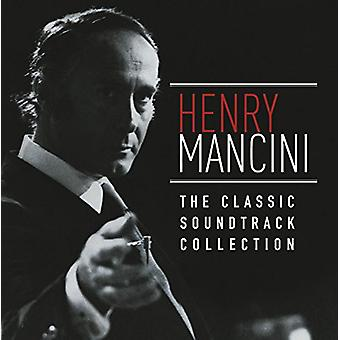 Henry Mancini - Classic Soundtrack Collection [CD] USA import