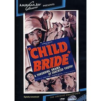 Child Bride (1938) [DVD] USA import