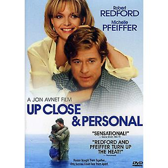 Up Close & Personal [DVD] USA import