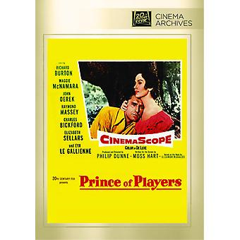 Prince of Players [DVD] USA import