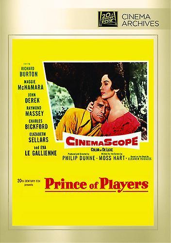 Prince of Players [DVD] USA import