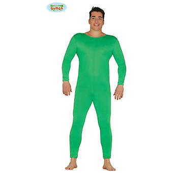 Guirca Disfraz Maillot Verde Hombre Talla One Size Fits All (Kostiumy)