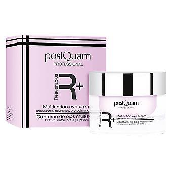 Postquam Resveraplus Crema Ojos Multiacción 15 Ml voor vrouwen