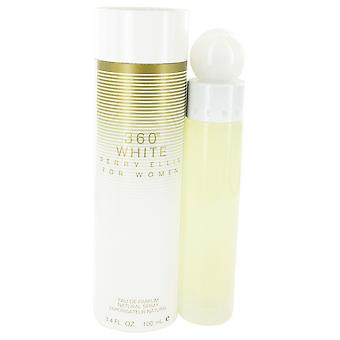 Perry Ellis Women Perry Ellis 360 White Eau De Parfum Spray By Perry Ellis