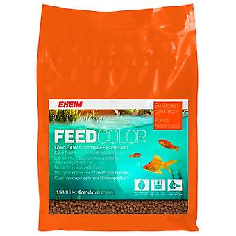 Eheim Feedcolor 1,5 L (Fish , Ponds , Food for Pond Fish)