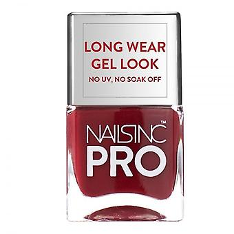 Nails Inc Pro Gel Effect Polish - Chelsea Green