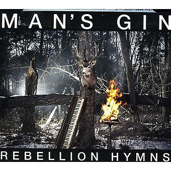Mands Gin - oprør salmer [CD] USA import