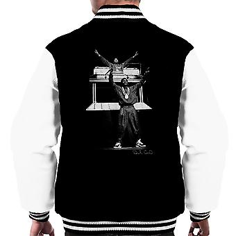 Eric B and Rakim Hammersmith Odeon 1987 Men's Varsity Jacket