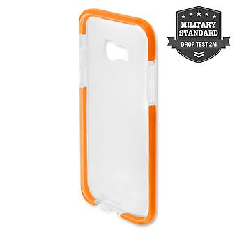 4smarts soft cover AIRY-SHIELD cover for Galaxy A5 2017 A520F TPU case Orange