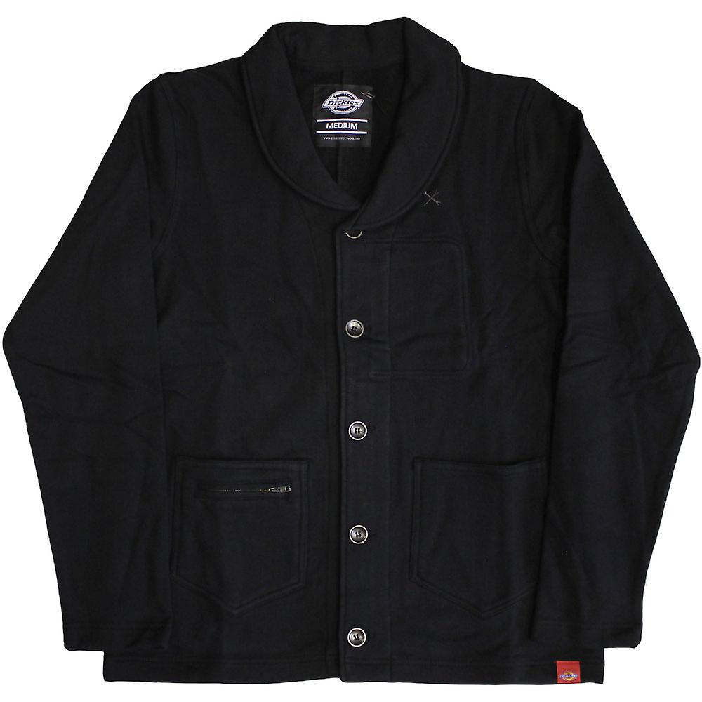 Dickies Flagstaff col châle Sweat Noir