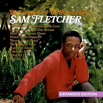 Sam Fletcher - Look of Love / Sound of Soul [CD] USA import