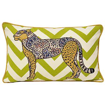 Riva Home Kruger Cheetah kussen Cover