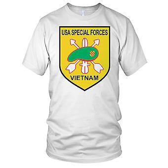 USA Special Forces Vietnam saubere Wirkung Kinder T Shirt