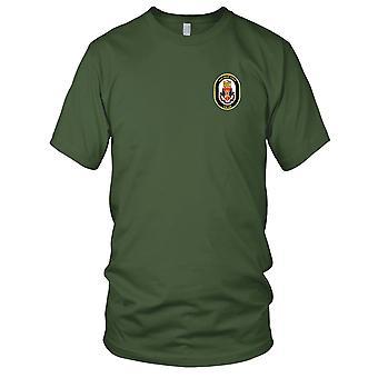 US Navy USS Hue City CG-66 ricamato Patch - Mens T-Shirt
