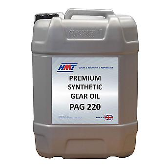 HMTG050 Premium Synthetic Industrial Gear Oil PAG 220 - 25 Litre Plastic