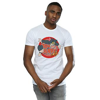 Tom And Jerry Men's Classic Catch T-Shirt