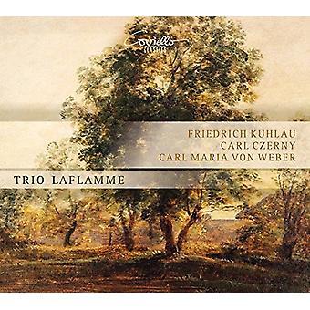 Czerny / Trio Laflamme - trioer [CD] USA import