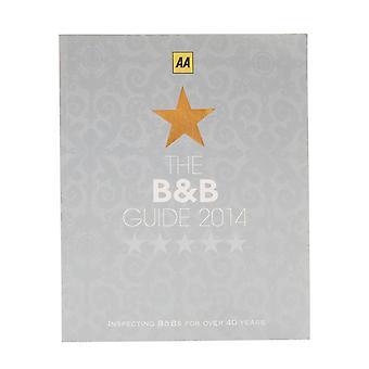 New AA Bed & Breakfast Guide 2014 Grey