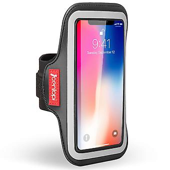iPhone Armband in esecuzione X - Black