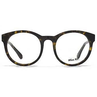 Miss KG Bettie Round Glasses In Tortoiseshell